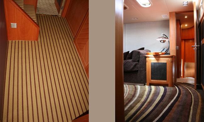 Portfolio MY Cheeky Tiger marine Upholstery Mallorca
