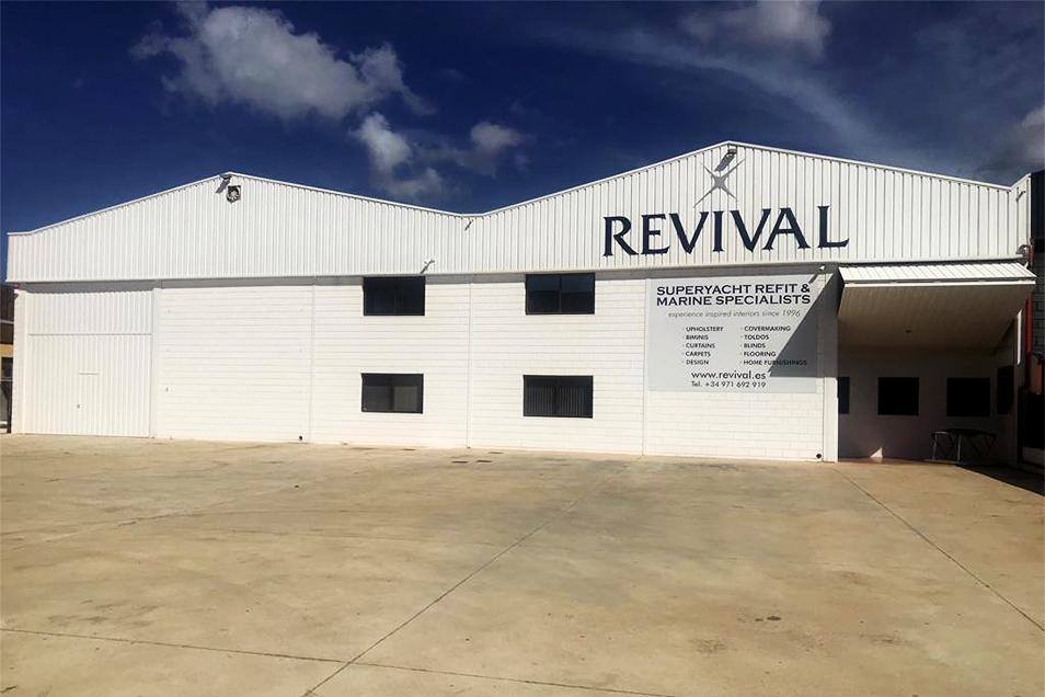 Revival Mallorca Nave